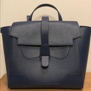 Brand new senreve bag in blue!
